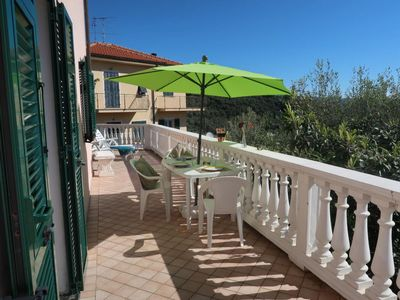 Photo for Vacation home Villa Beatrice (IMP224) in Imperia - 5 persons, 2 bedrooms