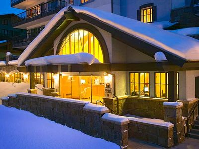 Photo for Lodge Tower at Vail Village, Lounge, Fitness Center, Outdoor Pool and Hot Tub