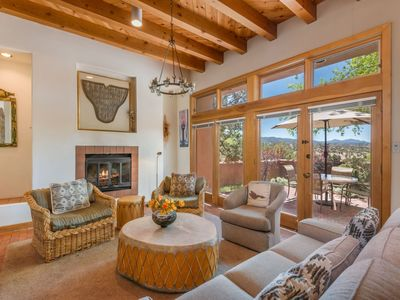 Photo for Majestic Views, Near the Santa Fe Opera and Four Seasons in Tesuque