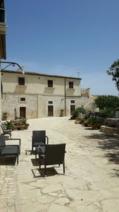 Photo for Scicli happy city, in an old renovated farmhouse, house with free wifi