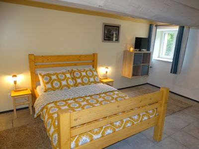 Photo for La Vieille Ferme - Spacious self contained chambre d'hôtes