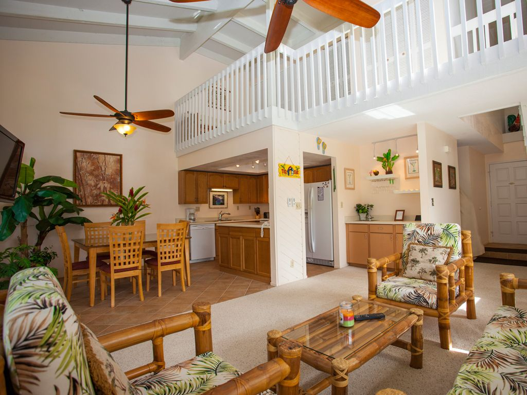 Great Reviews Walk To Beach Princeville I Vrbo