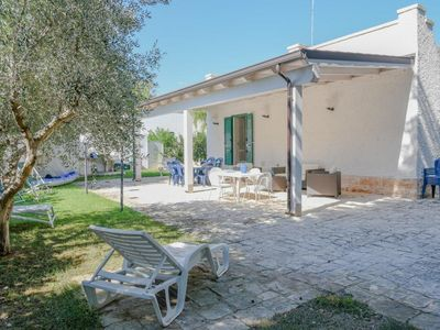 Photo for Holiday Home with Wi-Fi, Air Conditioning and Garden; Parking available; Pets Allowed