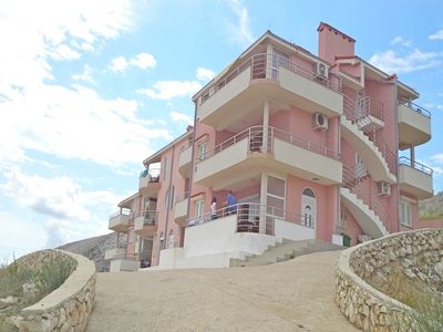 Photo for Apartments Anka, (13904), Pag, island of Pag, Croatia