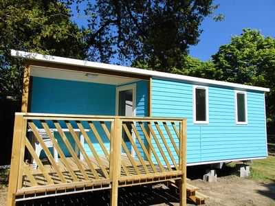 Photo for Camping Beauchêne *** - Mobil Home Comfort Plus 3 Rooms 4 People