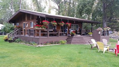 Photo for Fabulous Waterfront home in gorgeous Bigfork, MT!