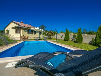 Photo for Ideal for family holidays in a traditional and quiet location, in the heart of Istria