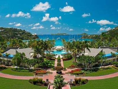 Photo for *THE WESTIN ST. JOHN RESORT TOWNHOUSE - 2BD 6 SLEEPS