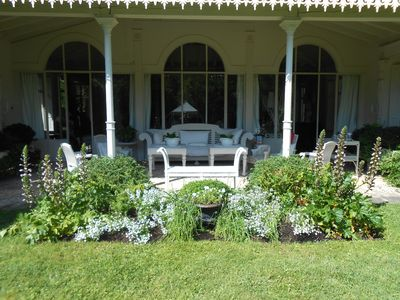 Photo for Wonderful Villa close to Beaches, golfs, best restaurants, near France