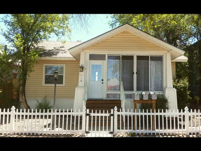 Photo for Comfortable Craftsman 3 blocks to Town!