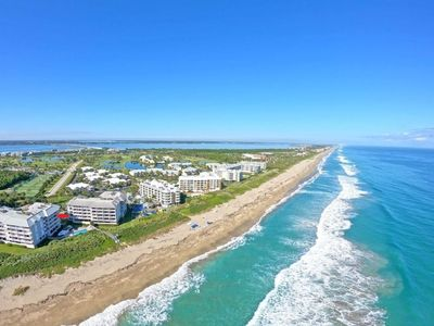 Photo for OCEANFRONT PARADISE!  PRIVATE BEACH + GOLF, TENNIS, POOL, AND HOT TUB
