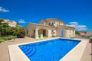 Photo for ALMENDROS 7D. Villa in Calpe, for 7 people,