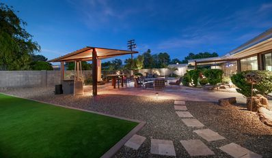 Photo for Stunning Mid-Century Modern in Central Phoenix Amazing outdoor space