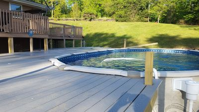 Photo for Pool and Open Floor Plan