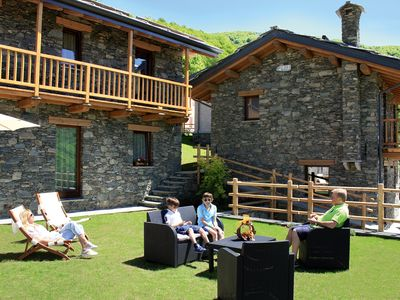 Photo for Exclusive Mongioie Chalets With Spectacular View Val Corsaglia - Cuneo.