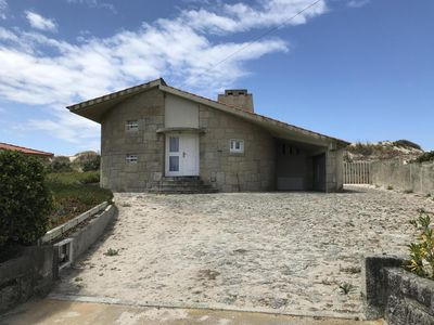 Photo for House in the Dunes subdivision Suave Mar in Esposende with direct access to the beach