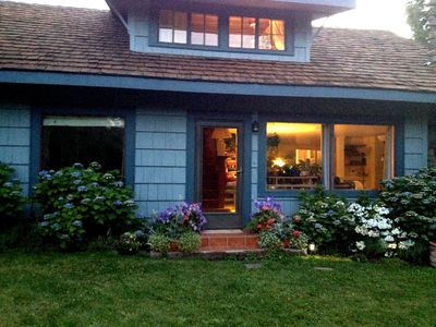 Photo for Serenity & Beauty At  Vintage Craftsman/Farmhouse-Double Mountain View, Hot Tub