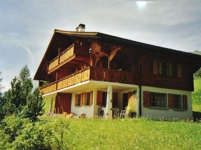 Photo for Special Offer   Chalet Sleeps 6 in Les Diablerets