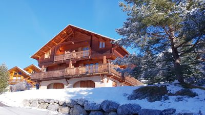 Photo for CHALET family with exteriors