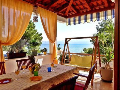 Photo for Holiday apartment Split for 1 - 6 persons with 2 bedrooms - Holiday house