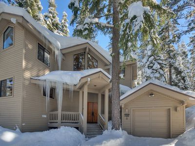 Photo for CONIFER -  Gorgeous  3 BR Northstar Home with Pool+ Gym + Ski Shuttle