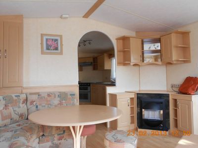 Photo for 3BR Mobile Home Vacation Rental in Vias plage