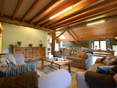 Photo for Lovely Holiday Home In Frahan wIth Terrace