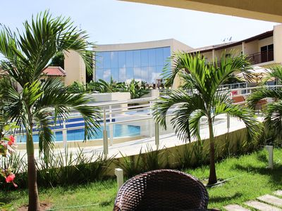 Photo for Beautiful Flat facing the pool - Very well located