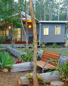 Photo for Oakey Creek  Private Retreat -  Secluded Romantic Getaway  Just For Couples