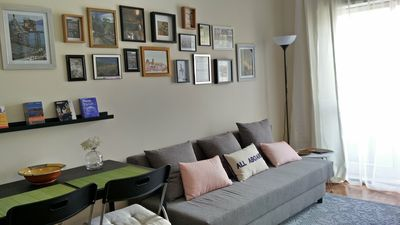 Photo for Beautiful, cozy and recently refurbished apartment, in front of Covelo Park.