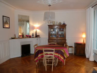 Photo for 1BR Apartment Vacation Rental in Vincennes, Val de Marne