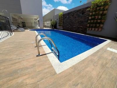 Photo for Rent Apartment 2 bedroom s / 1 suite Swimming Pool   Bombas / SC