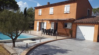 Photo for VILLA WITH POOL 130 M2