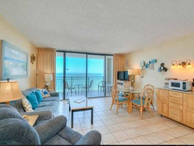 Photo for 1BR Ocean Forest Plaza | Balcony w Views