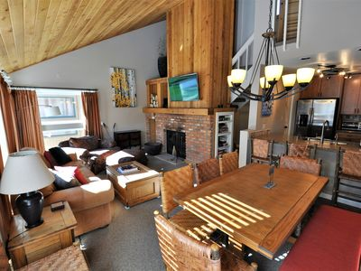 Photo for Remodeled 3 Bedroom East Vail Condo #6G w/ Hot Tub, Market, Free Shuttle.
