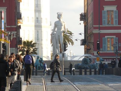 "Photo for ""CARRE D'OR"" Nice. At the foot of Place Masséna and the beach"