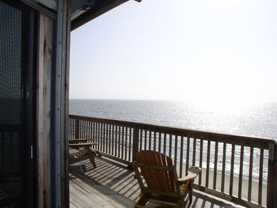 OUR BEACHES ARE OPEN!  Rustic Retreat with Private Beach