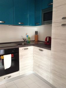 Photo for Modern apartment, ideal for 2 persons, 7 min walk from Roma Trastevere station