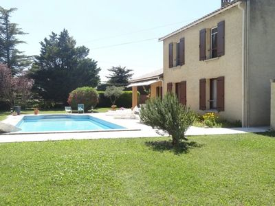 Photo for Avignon / Luberon - Large House Private Pool Free Wifi