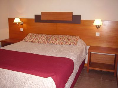 Photo for Lake view apartment , great location in downtown Bariloche,  jacuzzi and kitchen