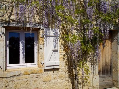 Photo for Beautiful bijoux cottage in the heart of rural Gascony