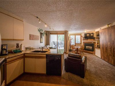 Photo for One Bedroom Ski-in Ski-Out, Sleeps 6