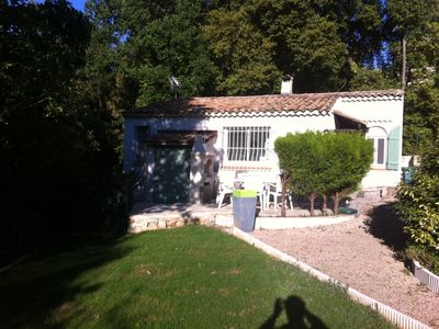 Photo for Cottage for rent in summer of 60 m² in a property of 4000m²
