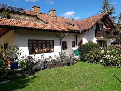 Photo for Two very nice, completely quiet and comfortable apartments in the country house Christina