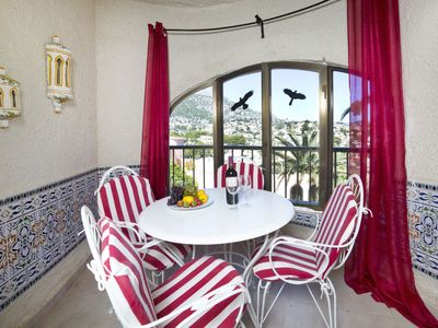 Photo for Apartment Triton 02 in Calpe/Calp - 4 persons, 2 bedrooms