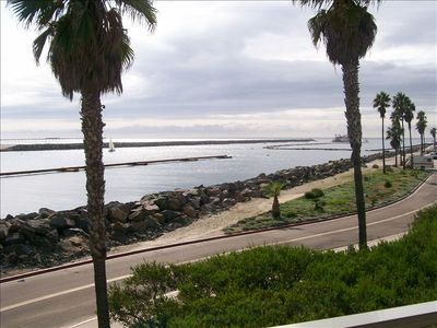 Photo for Great Time at the beach! Waterfront condo with views in South Mission Beach!