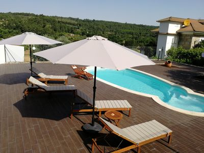 Photo for Quinta do Malhô with Pool and Tennis Court