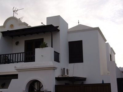Photo for Central Home Close to Beach with Terrace, Air Conditioning & Wi-Fi; Parking Available