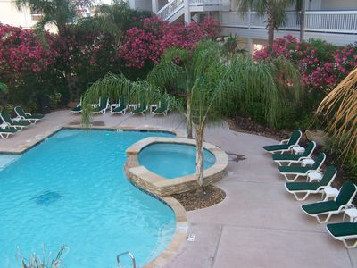 Photo for Nicely Decorated  Condo W/Pool Access. Private Balcony & Wonderful Beach