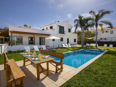 Photo for Villa Saint Elias is a gem! A four bedroom villa , perfect for family holidays .
